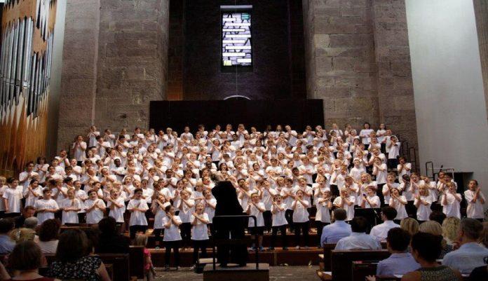 """Workshop """"Sing Bach"""" 2019"""