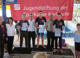 Ergebnisse 31. Schüler-Schwimm-Meisterschaften 2018