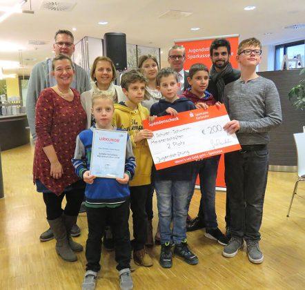 2. Platz Aloys-Henhöfer-Schule Pfinztal