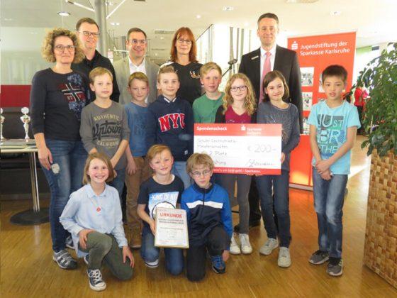 Gruppe1, Platz2: Erich-Kästner-Schule Neudorf