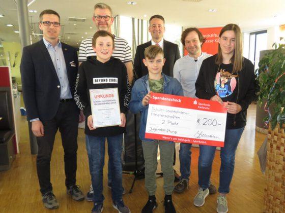 Gruppe2 RS, Platz2: Realschule-Rheinstetten