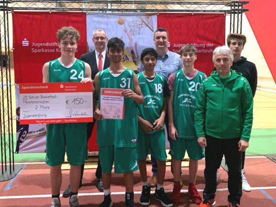 WK A - Jungen, 2. Platz: Europäische Schule