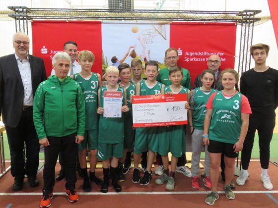 WK C - Mixed, 2. Platz: Europäische Schule