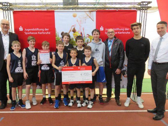 WK C - Mixed, 3. Platz: Ludwig-Marum-Gymnasium Pfinztal