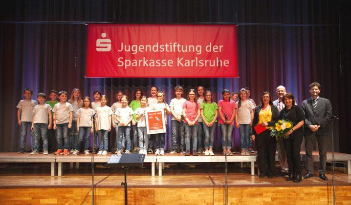 3. Preis: Grundschulchor der Kastanienhof-Grundschule Oberhausen