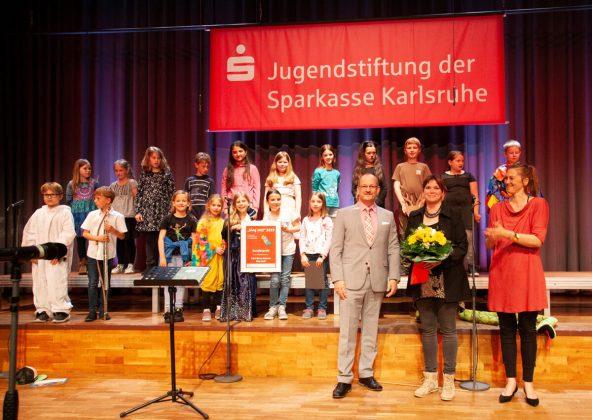 Sonderpreis: Grundschulchor der Carl-Benz-Schule Marxzell