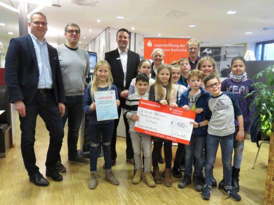 Grundschulen, 3. Platz: GWRS Linkenheim