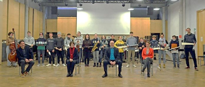 50 Jahre Musikzug am Helmholtz-Gymnasium!