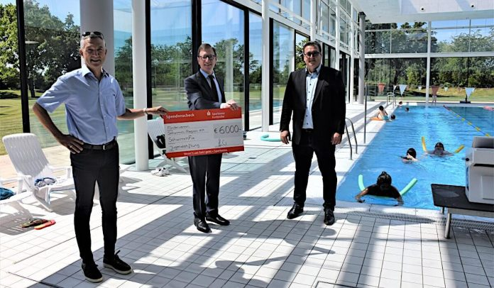 6.000 Euro für SchwimmFix