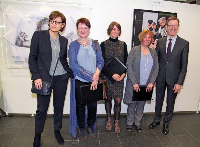 Kunstpreis 2019 Preisträgerinnen