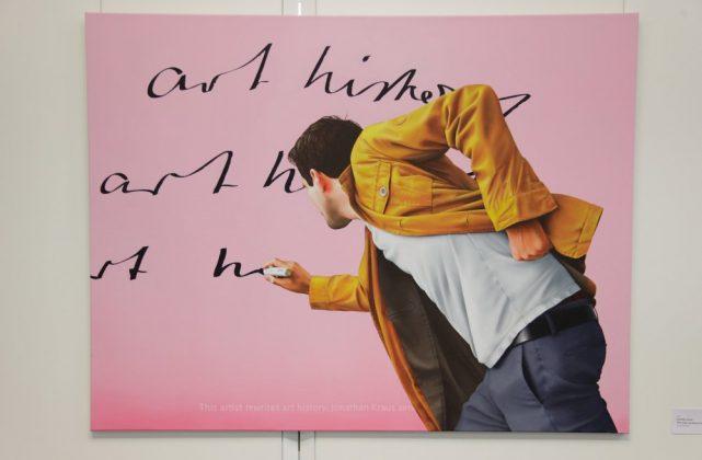 Jonathan Kraus, This artist rewrites art history