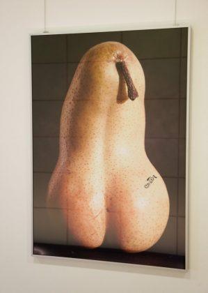 "Christa Planck, ""o.T."" oder ""Hommage an Man Ray"""