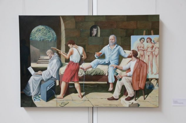 """Bruno Reuber, """"Ich weiß nicht…"""" oder Die Versuchung des Sokrates"""