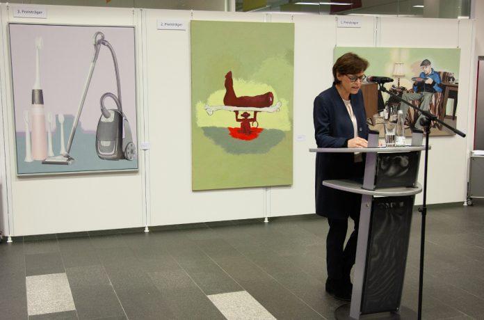 Kunstpreis 2020 Prof.Dr. Müller-Tamm