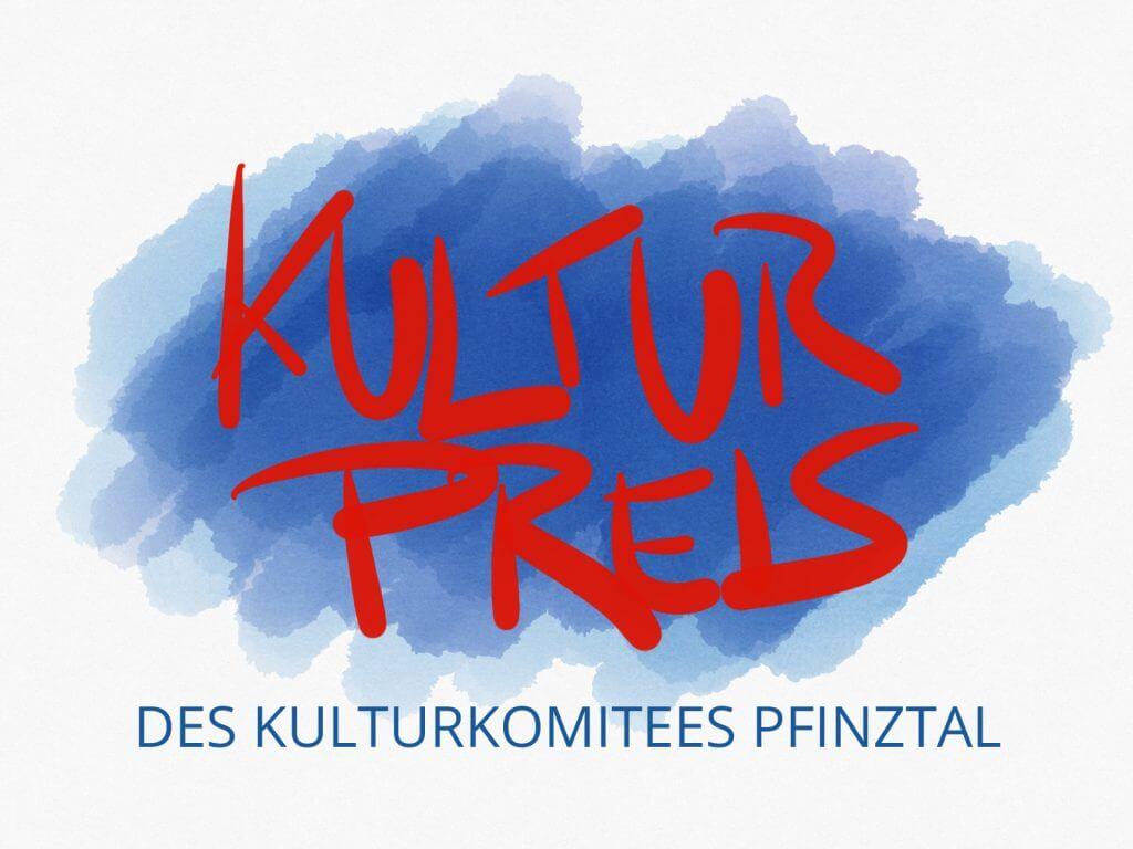 Kulturpreis 2020 Logo