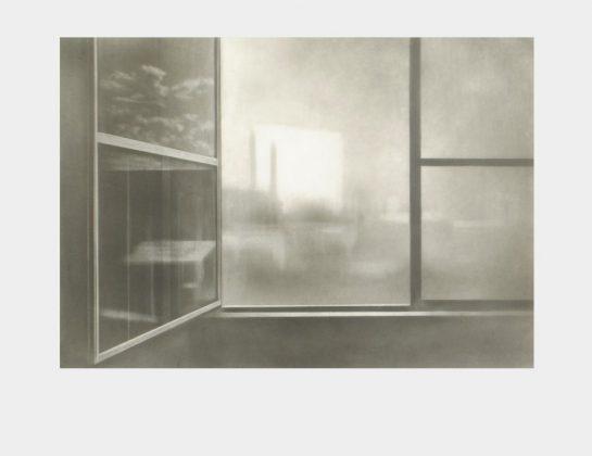 Masatsugu Okada, Ohne Titel, Graphit / Papier, 70 x 100 cm
