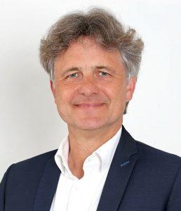 Dr. Frank Mentrup, Oberbürgermeister Stadt Karlsruhe